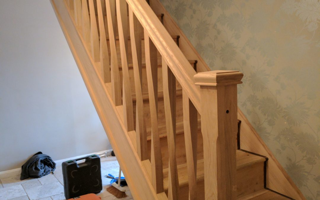 Staircase Conversion Gloucestershire