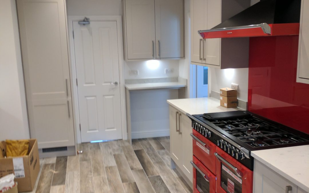 Kitchen in Cheltenham Gloucestershire